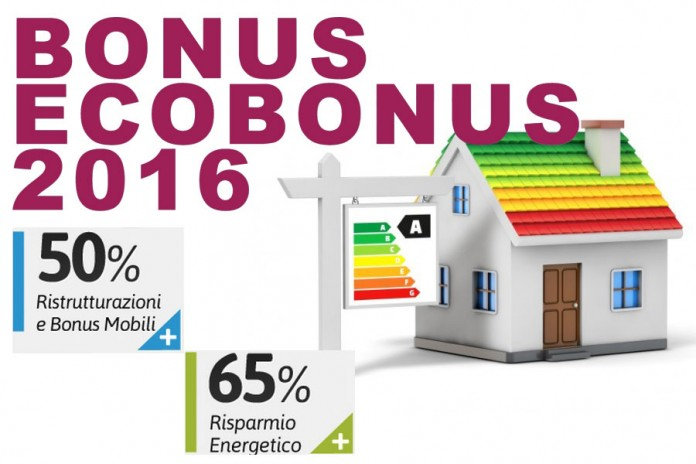 Bonus mobili for Bonus arredi 2016